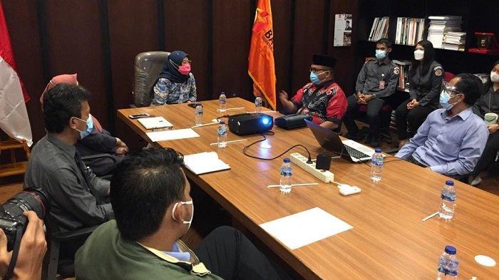 Lapor Bawaslu RI, Denny Indrayana Ungkap Kecurangan di Pilgub Kalsel 2020