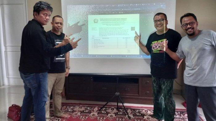 Resmi Denny Indrayana Kembali Gugat Hasil PSU Pilgub Kalsel 2020 ke MK