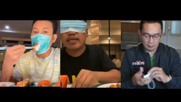 Jawaban Denny Sumargo Pada Ridwan Kamil, Buntut Video Uya Kuya Soal Masker