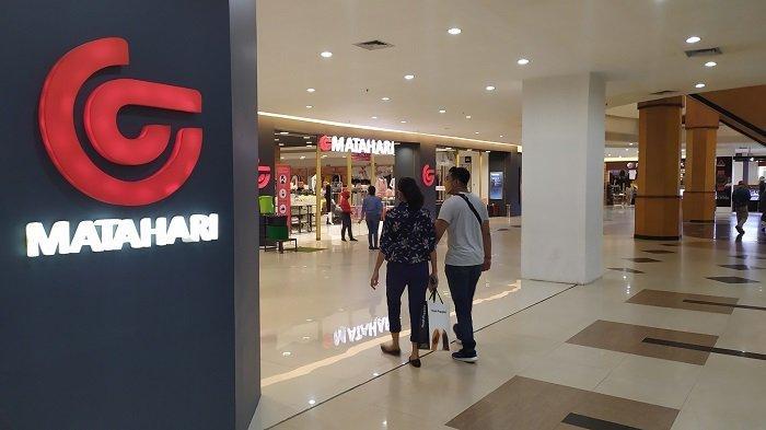 PSBB, Matahari Department Store Diminta Tutup, Operasional Dutamall: Kami Masih Berkoordinasi