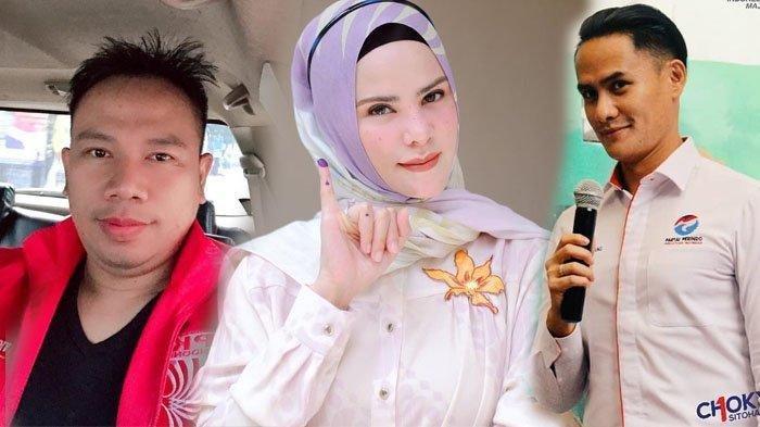 Daftar Artis Terancam Gagal ke DPR RI di Pemilu 2019, Vicky Prasetyo, Angel Lelga Hingga Andi Arsyl