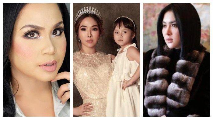 Deretan Artis yang Pakai Outfit Miliaran demi Pemotretan, Ada Syahrini, Syahnaz dan Nia Ramadhani