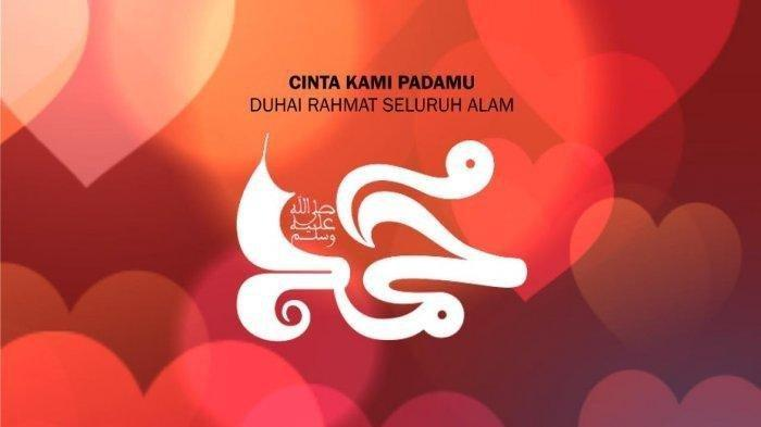 Ilustrasi maulid Nabi Muhammad SAW