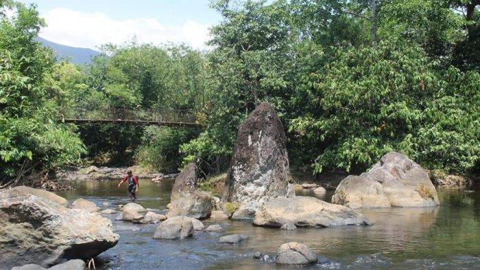 Wisata Jeram Alam Batu Balian yang Tersembunyi di Desa Paau, Masyarakat Desa Punya Kepercayaan ini