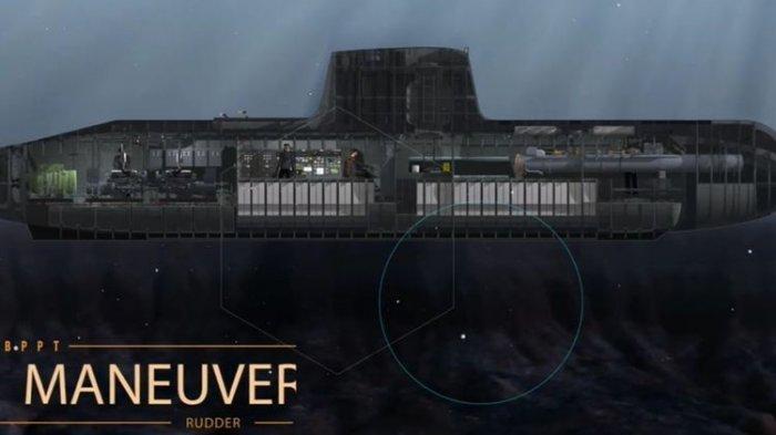 BPPT Rilis Kapal Selama Mini, Panjang 32 Meter dan Dilengkapi Torpedo