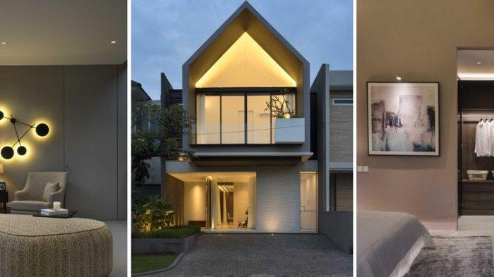 Desain Rumah Minimalis yang Hemat Listrik, Bisa Jadi Contoh Bangun Rumah Setelah Gempa & Banjir