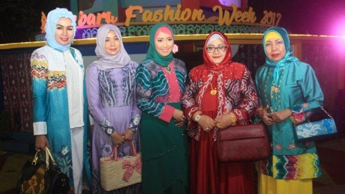 Ini Kesan Desainer Asal Bandung Nia Fahira untuk Fashion Week Banjarbaru