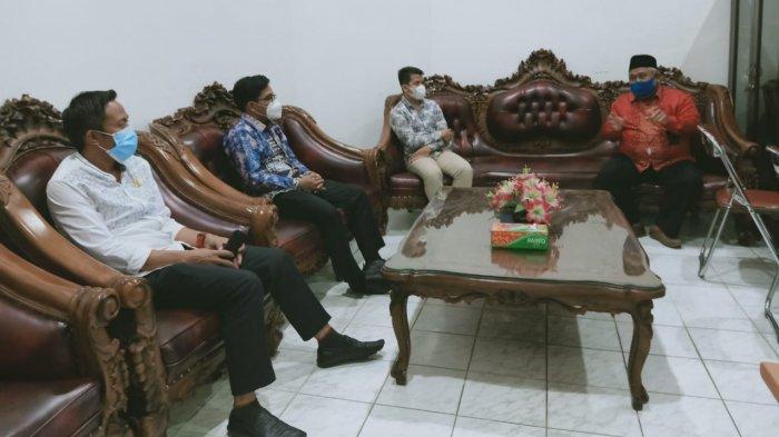 DPRD Kapuas Terima Kunker Wakil Rakyat HSU Soal Mekanisme LKPj