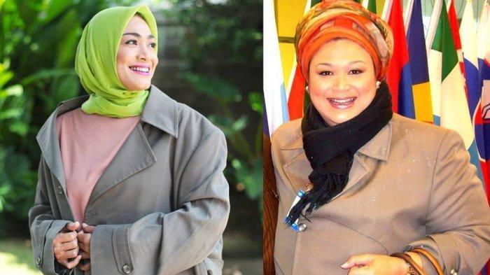 Kisah Perubahan Dewi Hughes yang Turun Berat Badan 90 Kilogram, Kenyang Tanpa Nasi & Mie Lagi