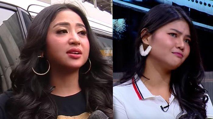 Dewi Perssik Singgung Soal Akhirat Saat Rosa Meldianti (Meldi) Menangis Ditetapkan Jadi Tersangka