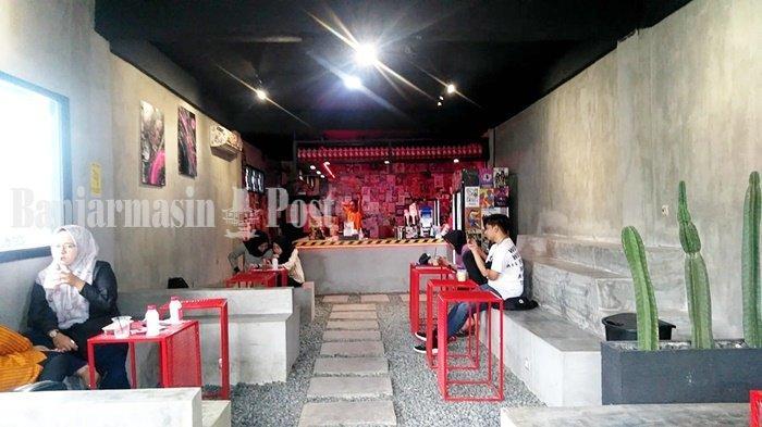 Kuliner Banjarmasin, Rekomendasi Wisata ke Sunday Festival, Surga Pecinta Kopi Susu