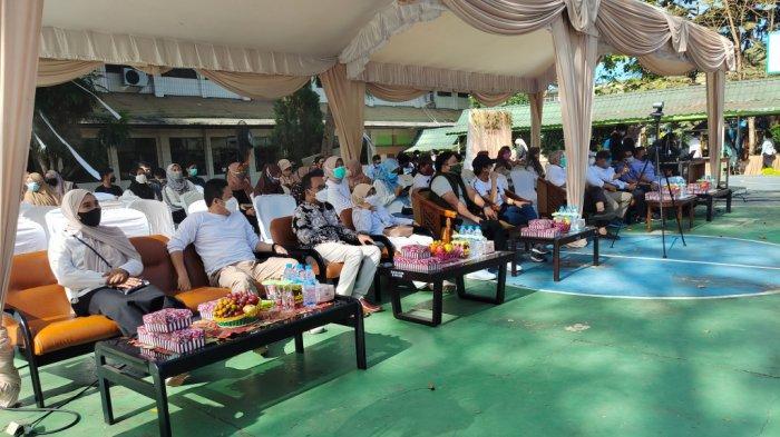 Diesnatalis FK Kedokteran ke 31 di Jalan A Yani Km 36, Banjarbaru, Kalimatan Selatan