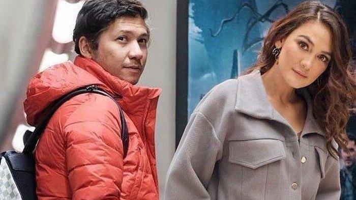 Aksi Ciuman Gading Marten dan Luna Maya Digagalkan Denny Sumargo, Terekam Kala di Hollywood