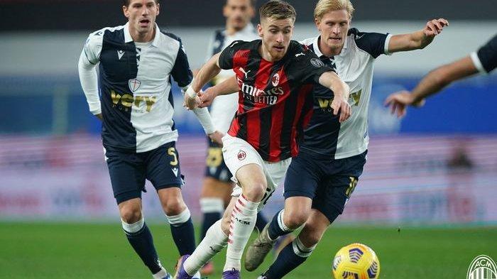 Jadwal Jam Tayang Liga Italia Pekan 1, Inter vs Genoa, Udinese vs Juventus, Sampdoria vs Milan