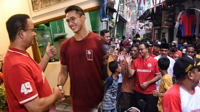 Kunjungi Jonatan Christie, Bonus Dijanjikan Anies Baswedan Belum Cair untuk Atlet Asian Games 2018