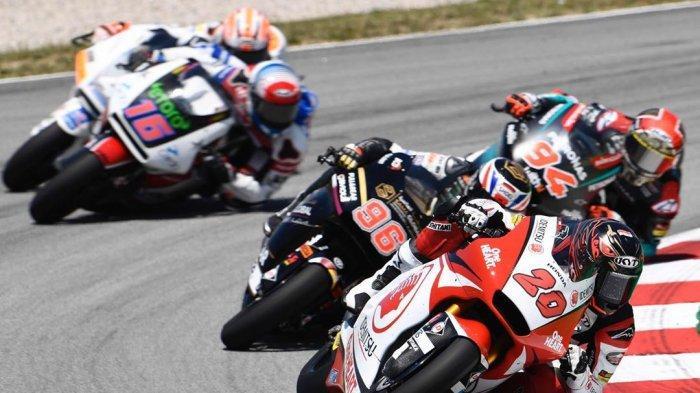 Hasil Kualifikasi Moto2 di MotoGP Aragon 2019 Live Trans7, Alex Marquez Pole Position, Gerry Salim?