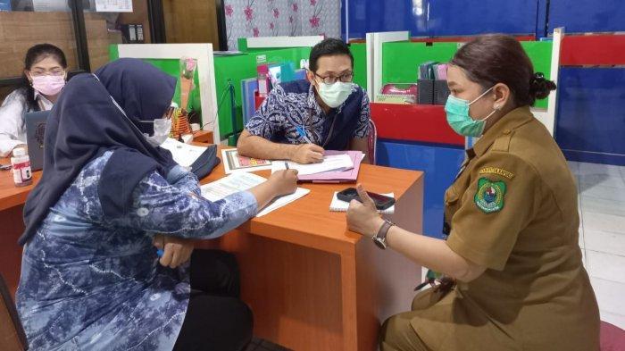 Pelayanan Publik di Dinas Kesehatan Kabupaten Kapuas Dinilai Ombudsman