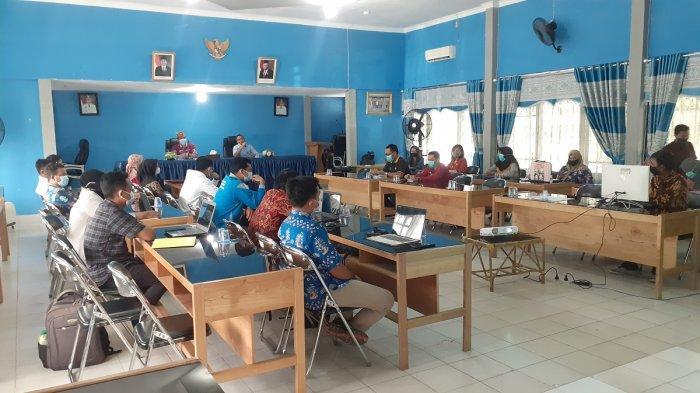 Dinsos Kapuas Gagas Pelatihan Aplikasi SIKS-NG bagi Operator, Genjot Verifikasi Validasi DTKS