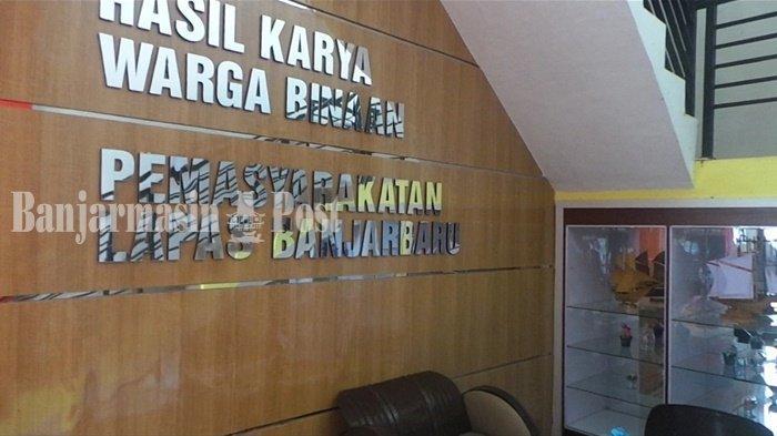 Kalselpedia: Hasil Kerajinan Narapidana Lapas Banjarbaru Diikutkan dalam Pameran
