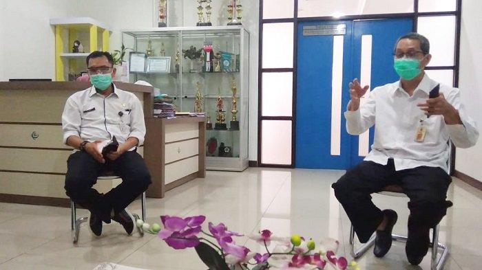 Penderita Covid-19 Bertambah, RSUD Ansari Saleh Banjarmasin Tambah Tempat Tidur