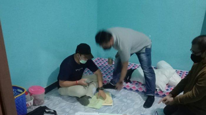 Direktur PT AGPM Kalteng Ditangkap di Banjarbaru Kalsel Atas Dugaan Investasi Bodong