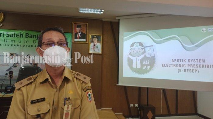 Rumah Sakit Ansari Saleh Banjarmasin Launching E-Resep, Tekan Risiko Kesalahan