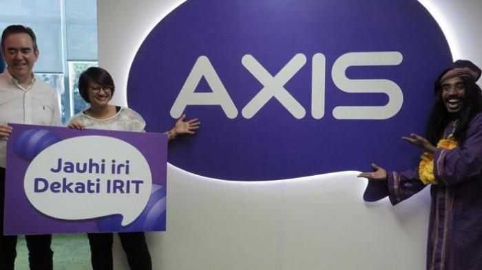AXIS Luncurkan Paket Inovatif Suka-Suka