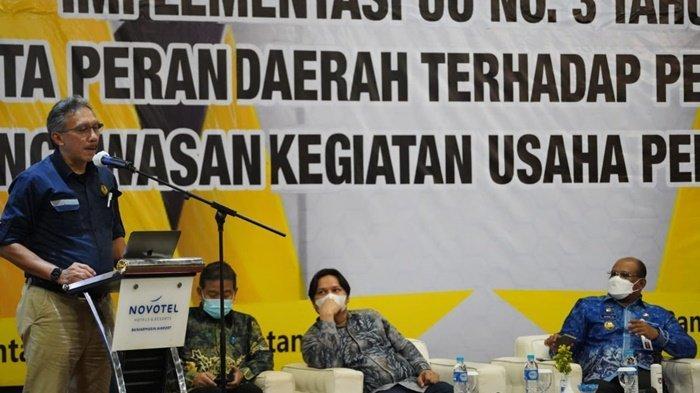 Dinas ESDM Kalsel Sosialisasikan UU Minerba No 3/2020, Daerah Tetap Miliki Peran Strategis