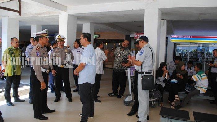 Baru Lion Air Lapor Ekstra Flight ke Tiga Tujuan dari Banjarbaru, Dirlantas cek Persiapan Mudik 2019