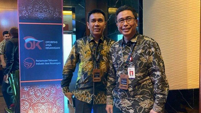 Dirut Bank Kalsel Hadiri Pertemuan Tahunan Industri Jasa Keuangan di Jakarta
