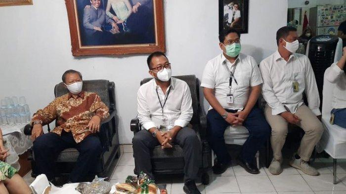 Jadi Tamu di Ibadah Penguatan Keluarga Kopilot Diego Mamahit, Begini Kata Dirut Sriwijaya Air