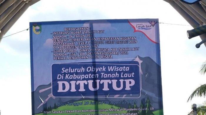 Semua Objek Wisata Tala Tutup hingga 23 Agustus, Dispar Turut Lakukan Pengawasan