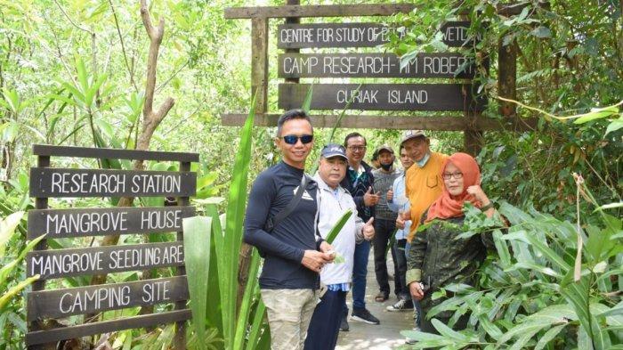 Pemkab Batola Akan Kembangkan Wisata Desa Muara Kanoko Dan Pulau Curiak