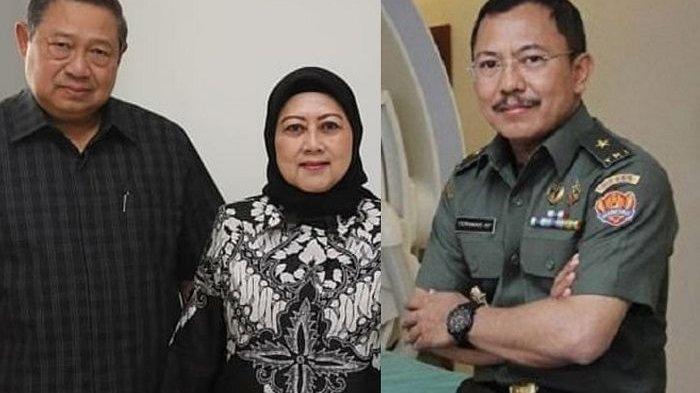 Fakta Dokter Istri SBY, Ani Yudhoyono, Terawan Agus Putranto yang Dikirim Jokowi Rawat Ibunda AHY