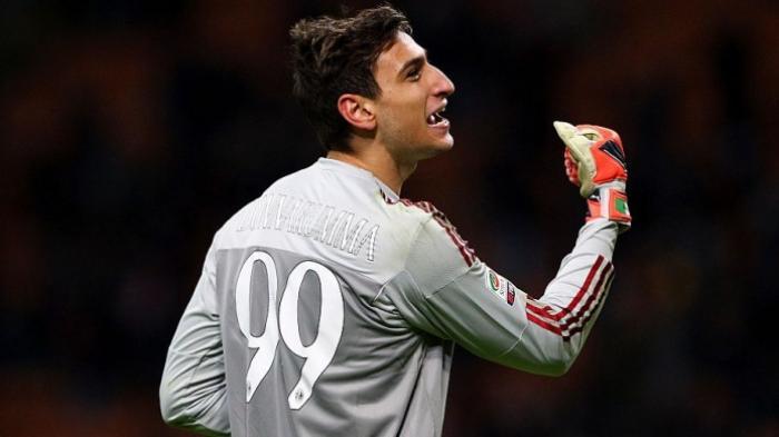 AC Milan vs Red Star di Liga Europa, Kiper Setan Merah Italia Gianluigi Donnarumma Jaga Clean Sheet