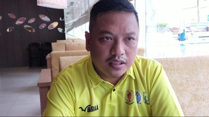 Donny Wirawan Achiyat akhirnya terpilih kembali menjadi Ketua Persatuan Olahraga Dayung Seluruh Indonesia Banjarmasin
