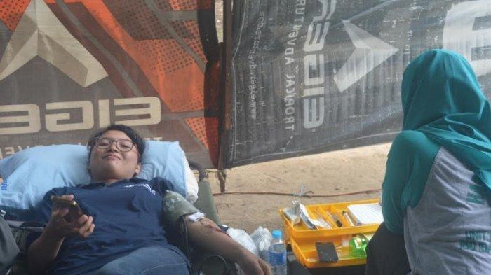 Mapala Sylva Fahutan ULM Gelar Donor Darah, Rangkaian Kegiatan Lustrum ke-35