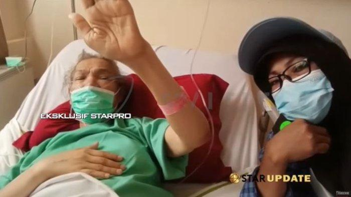 Sebut Nama Rhoma Irama dan Rano Karno, Ini Kondisi Dorce Gamalama yang Sempat di ICU
