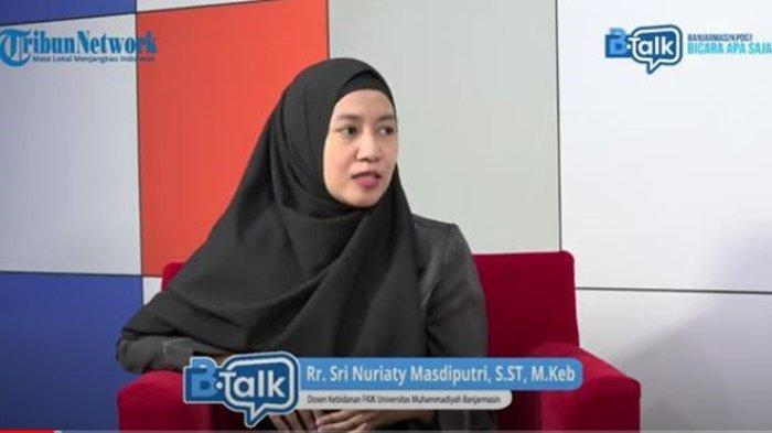 BTalk, Ini Kata Pakar dari Universitas Muhammadiyah Banjarmasin tentang Gentle Birth