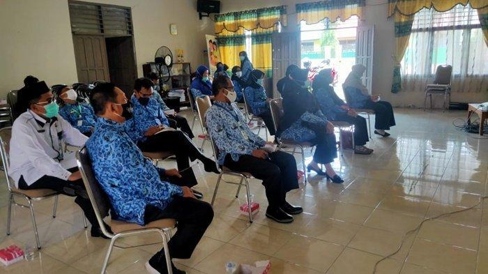 Dinas PPKB Kabupaten HSU Gelar Workshop tentang Pengendalian Penduduk