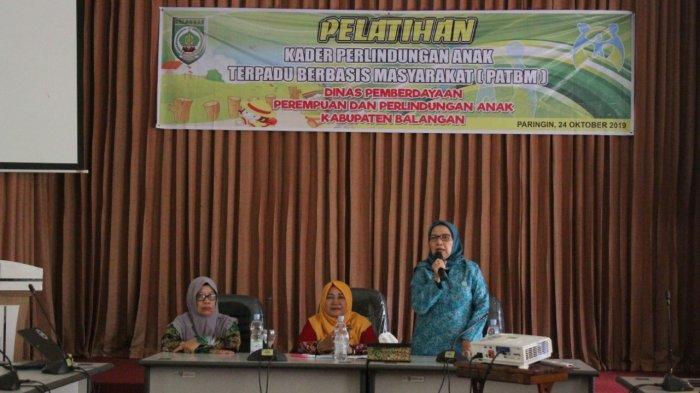 Tekan Kekerasan Terhadap Anak,  DPPPA Kabupaten Balangan Bentuk PATBM