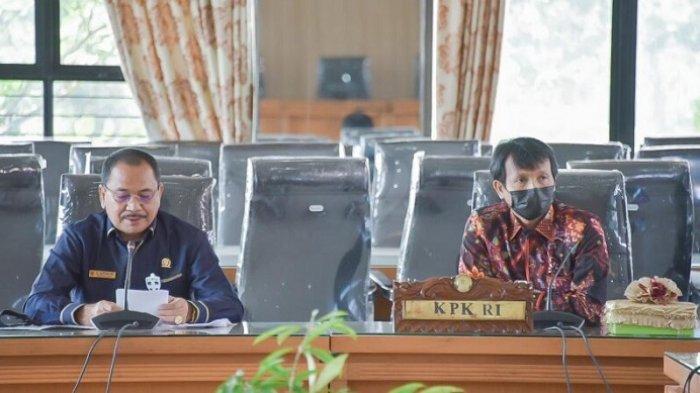 Gelar Audiensi Bersama KPK RI, Ketua DPRD Kalsel: Penguat Langkah Upaya Pemberantasan Korupsi