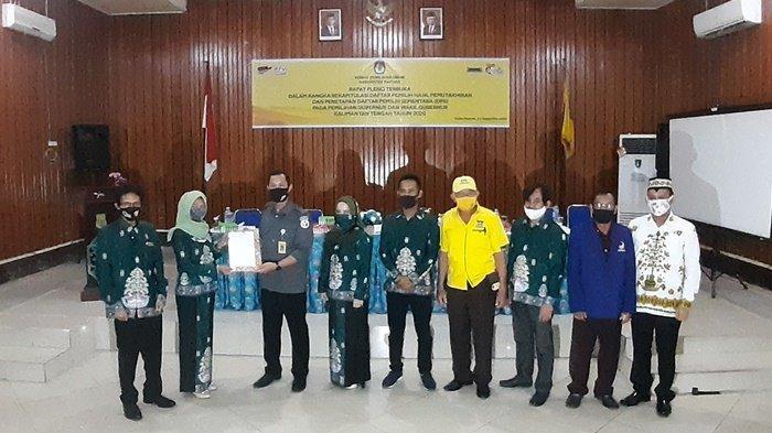 Jaga Hak Pemilih, Bawaslu Kapuas Cermati DPS