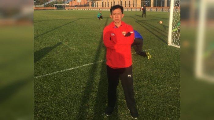 Peringatan Haornas ke-38, Wakil Ketua NPC Kabupaten Balangan Raih Penghargaan Olahraga 2021
