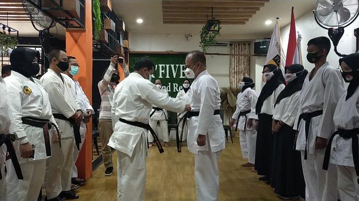 Pelantikan Pengurus Cabang Shotokan Karate-do Indonesia Kota Banjarbaru