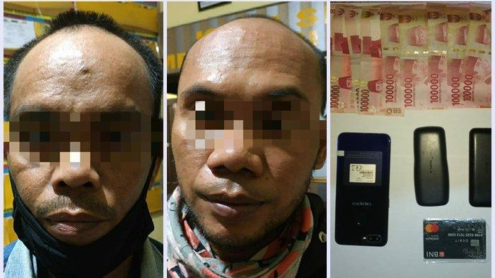 Dua Pelaku Judi Togel di Tabalong Dibekuk, Polisi Sita Uang Tunai Rp 1 Juta