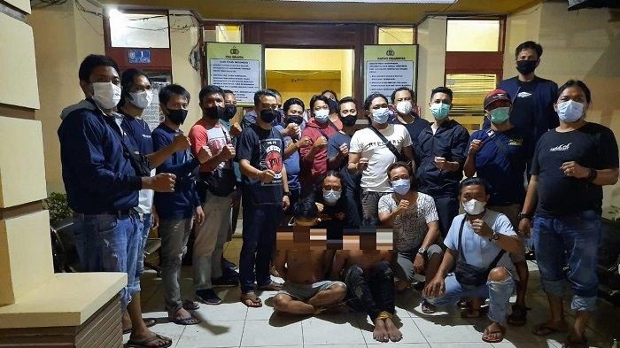 Pencuri Gabah Petani Tala Dibekuk di Basirih Banjarmasin, Pelaku Angkut Gabah Pakai Avanza