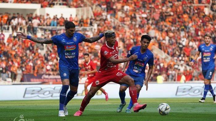 Jadwal Siaran Langsung Liga 1 2019 Hari Ini, Rabu (2/10), Ada Arema vs PSM Live Indosiar