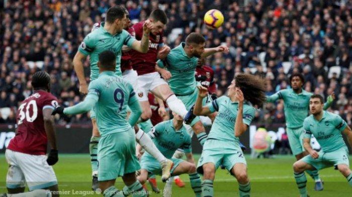 Klasemen & Hasil Lengkap Liga Inggris- 7 Laga Tersaji, Arsenal Keok Sedang Liverpool Kokoh di Puncak