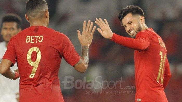 LIVE TVRI - Link Live Streaming Timnas Indonesia vs Malaysia Kualifikasi Piala Dunia 2022 di Mola TV